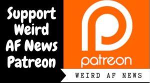 Weird AF News Patreon